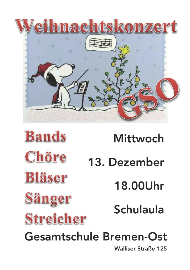 Plakat GSO 2017